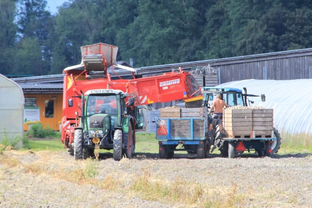 Für die Landwirtschaft braucht es Lösungen (©WFZ)