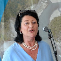 Karin Rüdisser-Quaderer, Schaan