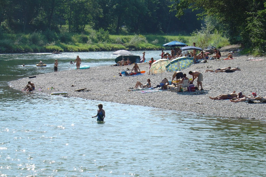 18. September: LieWo-Artikel zu Naturschutz durch Rheinaufweitungen