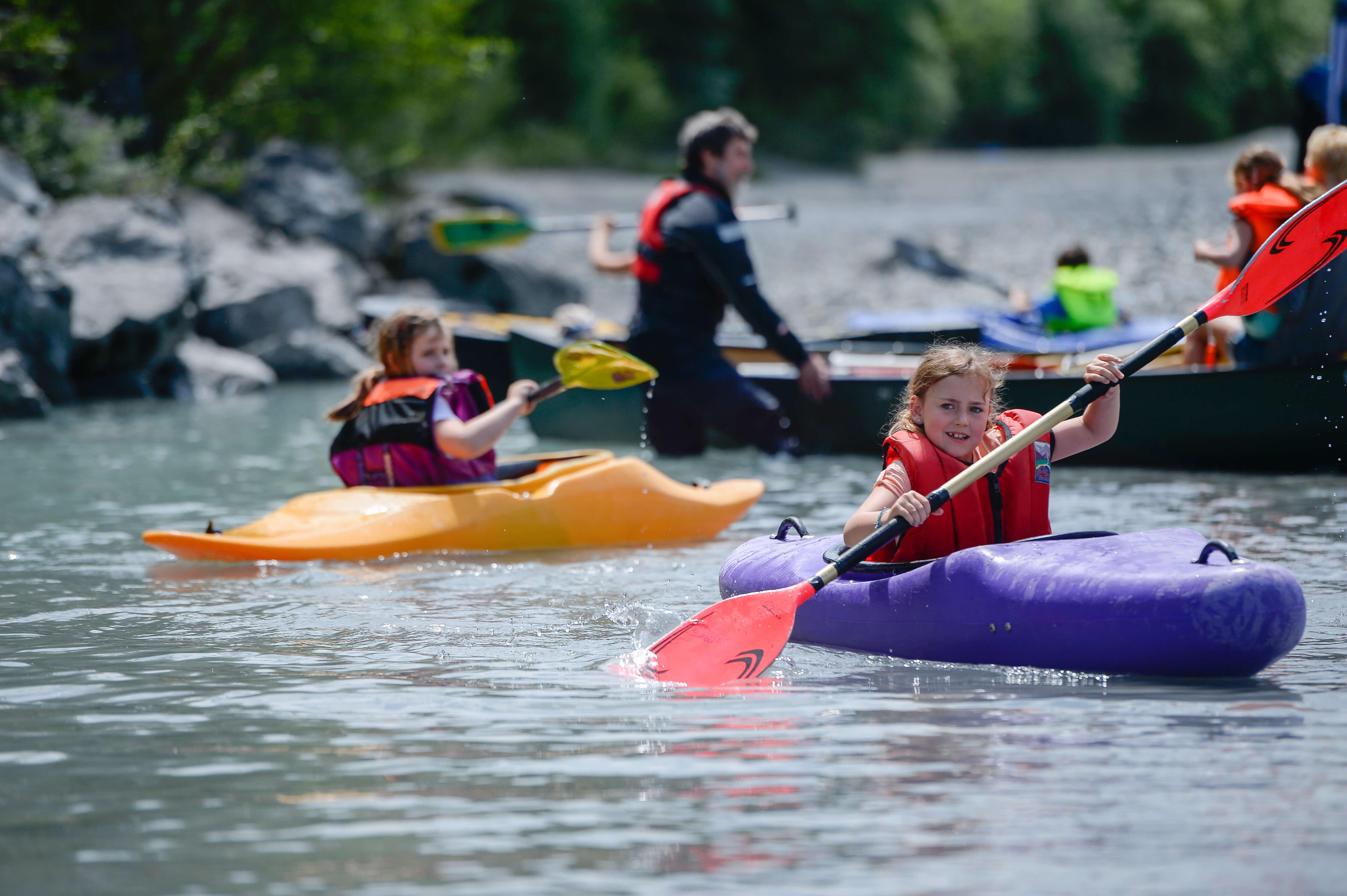 Vorschau: Das Rhy-Fäscht 2016 findet am 21. Mai statt