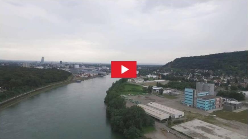 """Der Rhein – wie gefährdet ist das Ökosystem? """"Einstein"""" vom 8. September 2016 auf SRF1"""