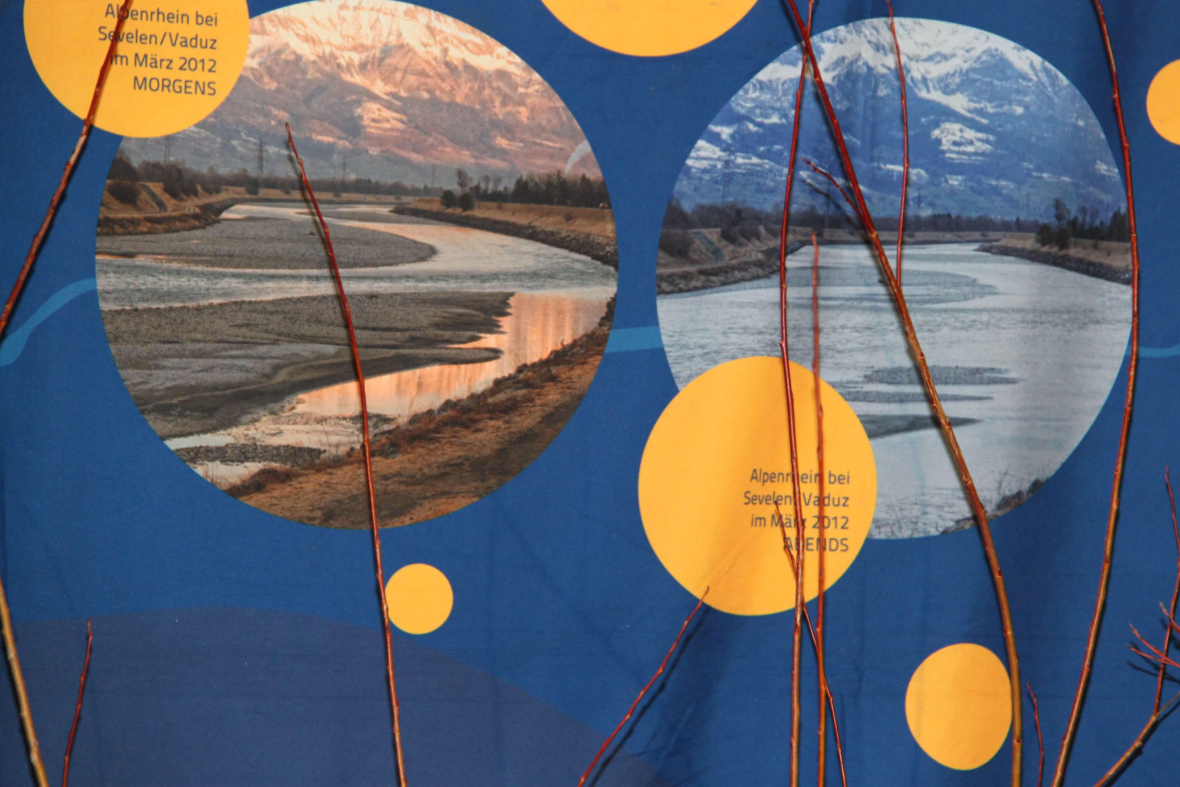 Gewässerökologie an der Jagd- und Fischereimesse in Chur