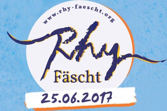 Rhy-Fäscht 2017 am 25. Juni in Balzers