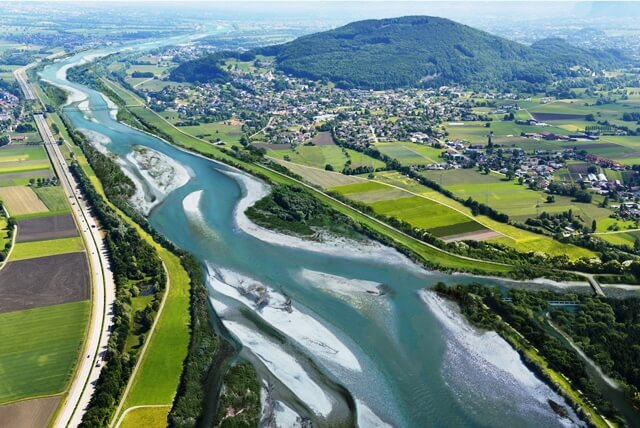 Petition für den Alpenrhein